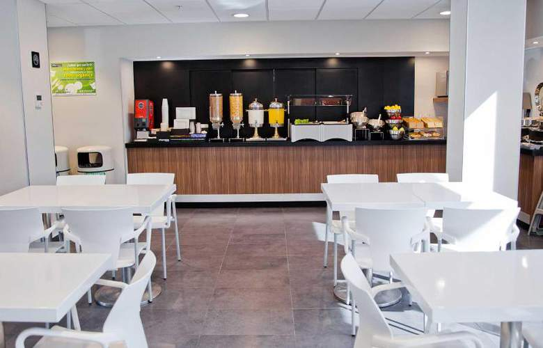 City Express Ciudad Victoria - Restaurant - 35