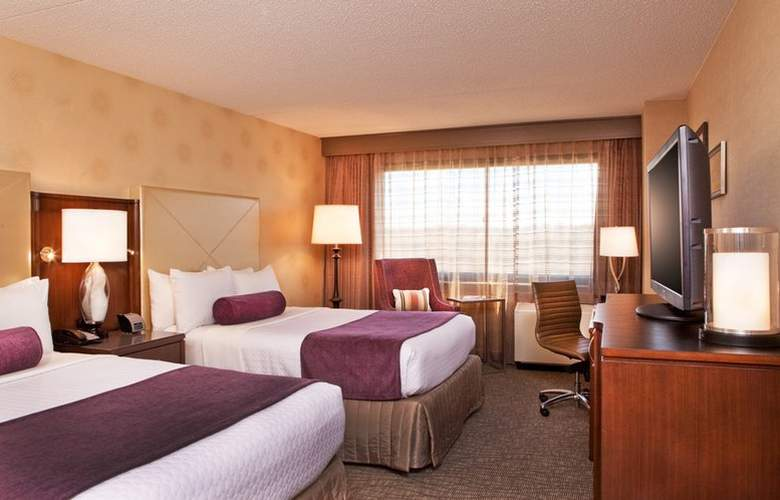 Crowne Plaza White Plains Downtown - Room - 8