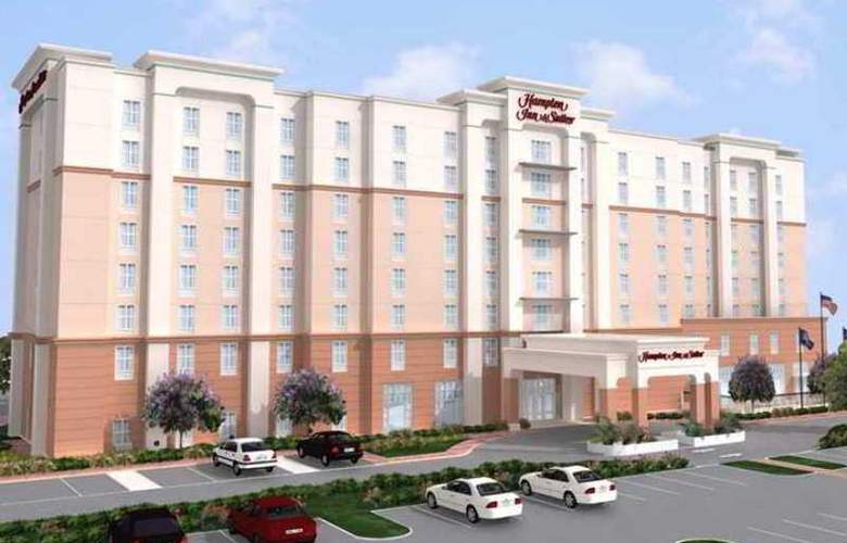 Hampton Inn and Suites Orlando/Arpt@Gateway Vlg Ct - Hotel - 0