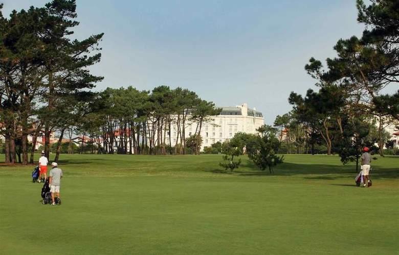 Le Regina Biarritz Hotel & Spa - Hotel - 37