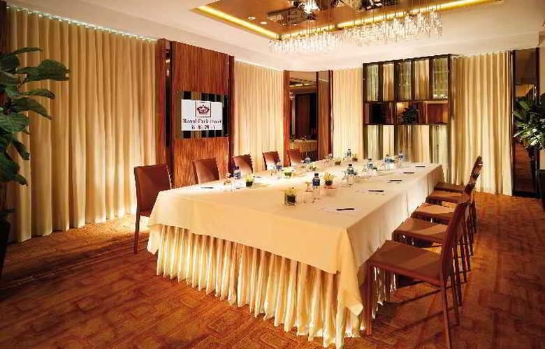 Royal Park Hotel Hong Kong - Conference - 7