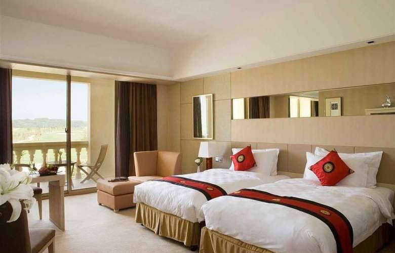 Sofitel Zhongshan Golf Resort - Room - 41