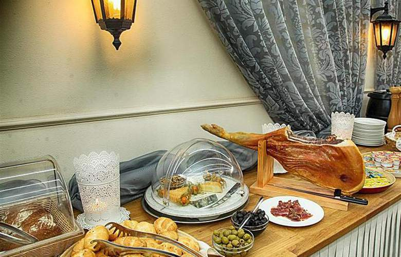 Best Western Premier Royal Palace - Restaurant - 47