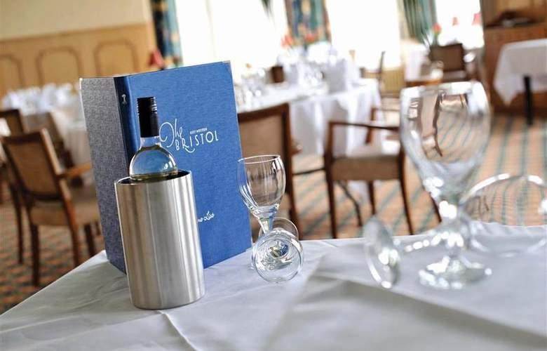 Best Western Bristol - Restaurant - 171