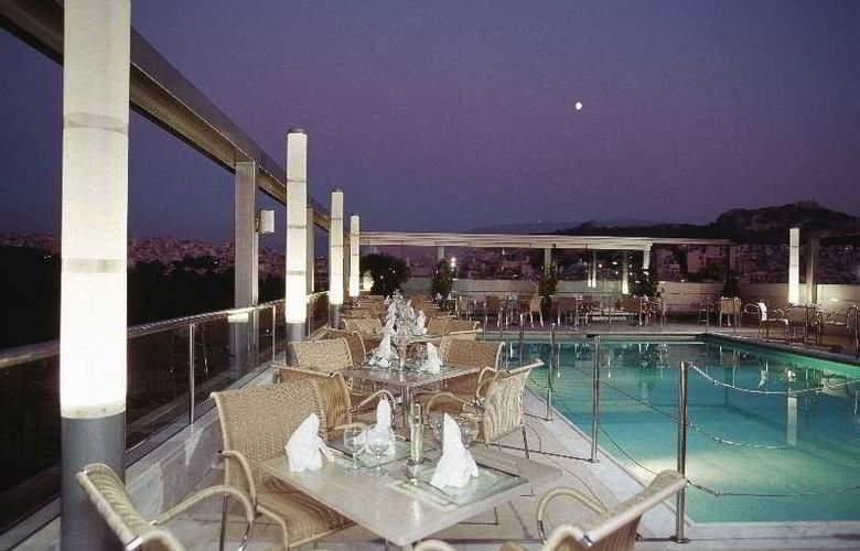 Radisson Blu Park Hotel Athens - Terrace - 7