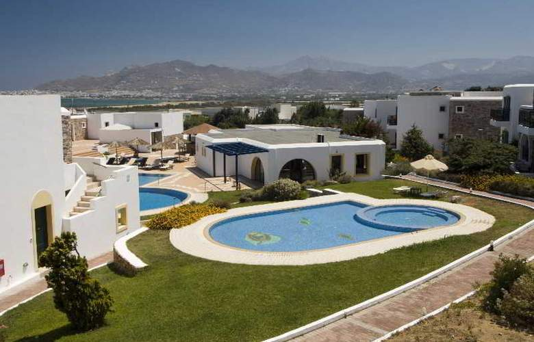 Naxos Palace Hotel - Pool - 8