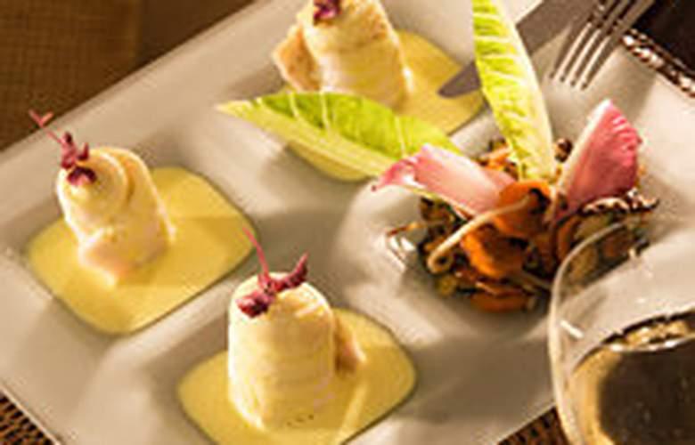 Warwick Reine Astrid - Lyon - Restaurant - 8