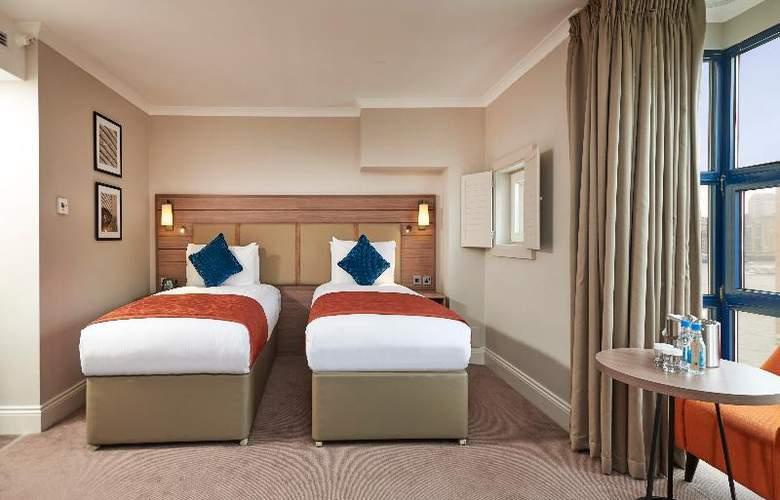 Hilton London Docklands Riverside - Room - 36