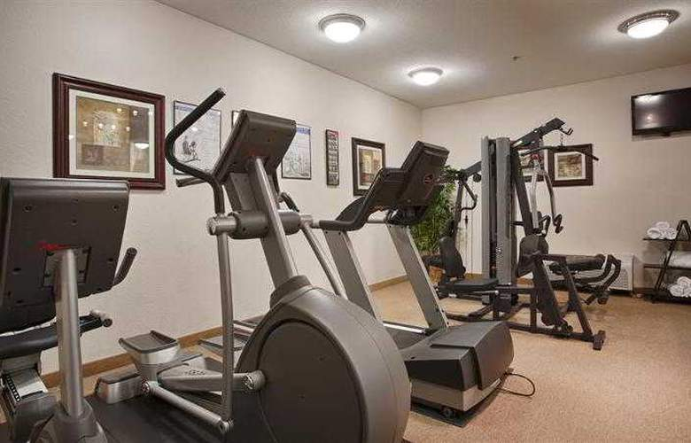 Best Western Plus Piedmont Inn & Suites - Hotel - 45