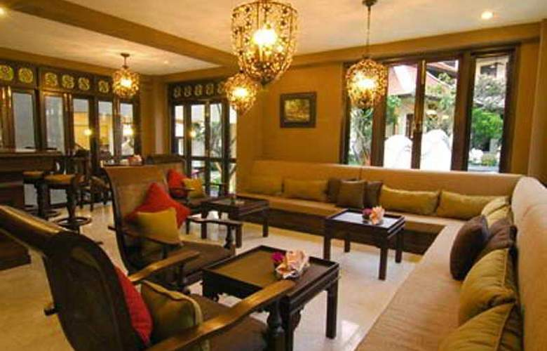 Puripunn Baby Grand Boutique Hotel - Bar - 9