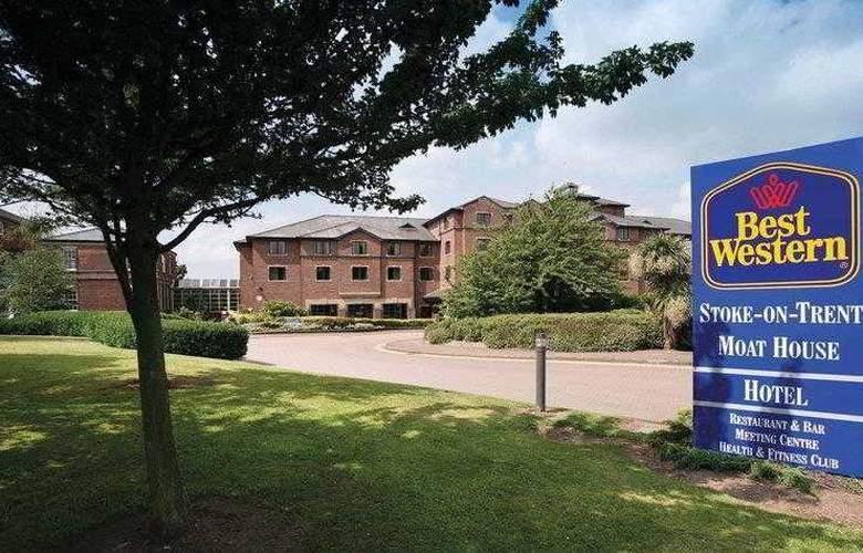 Best Western Stoke-On-Trent Moat House - Hotel - 16