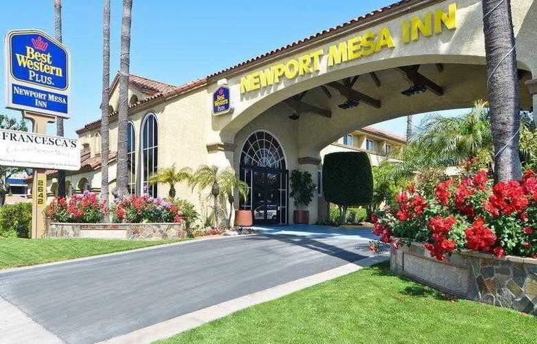 Best Western Newport Mesa Hotel - Hotel - 0