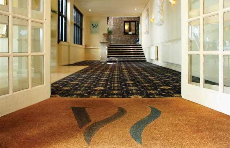 Best Western Webbington - Hotel - 35