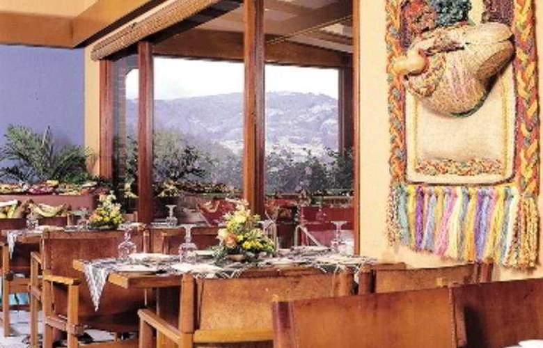 Estelar Paipa Hotel Spa & Centro de Convenciones - Restaurant - 10