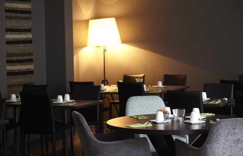 Alda Hotel Reykjavik - Restaurant - 11