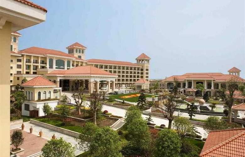 Sofitel Shanghai Sheshan Oriental - Hotel - 42