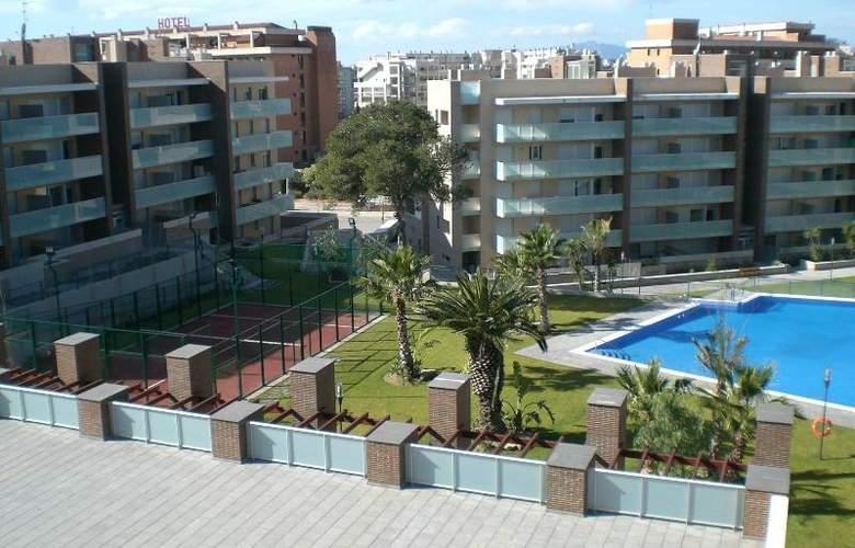 Ibersol SPA Aqquaria - Hotel - 8