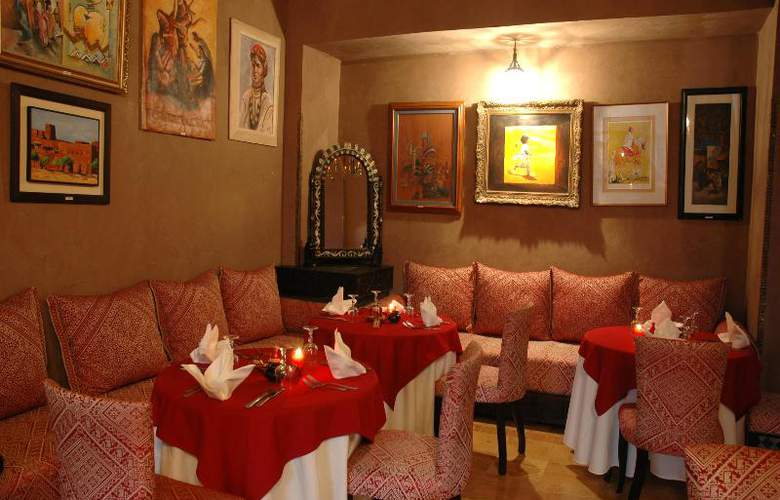 Zalagh Kasbah Hotel & Spa - Restaurant - 5