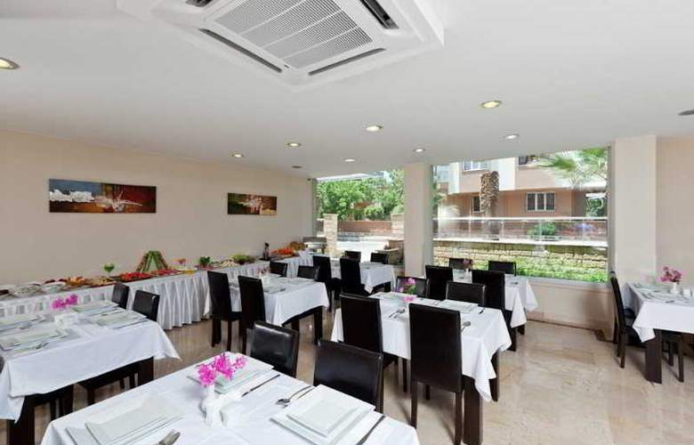 Seven Stars Exclusive Hotel - Restaurant - 8