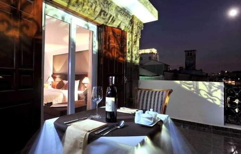 Hanoi Legacy Hotel Hang Bac - Terrace - 3