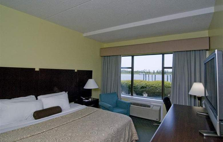 Best Western Plus Coastline Inn - Room - 36