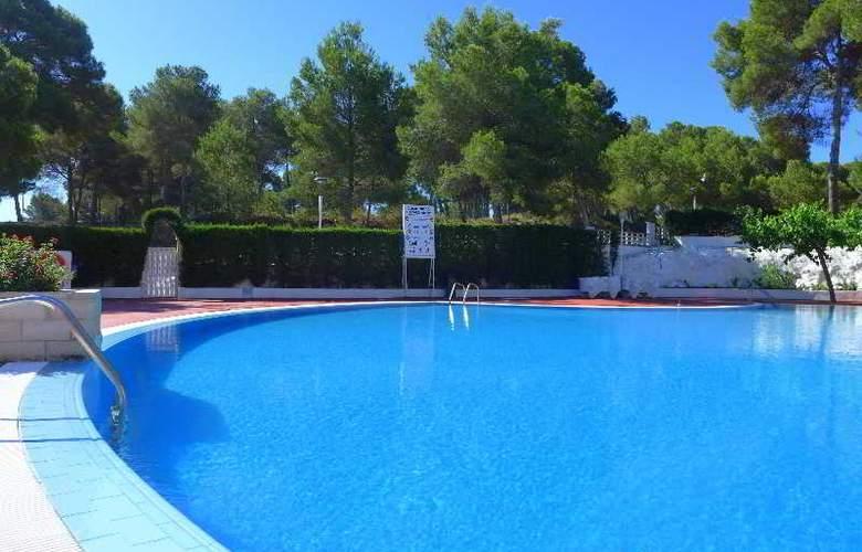Cataluña Apartamentos - Pool - 14