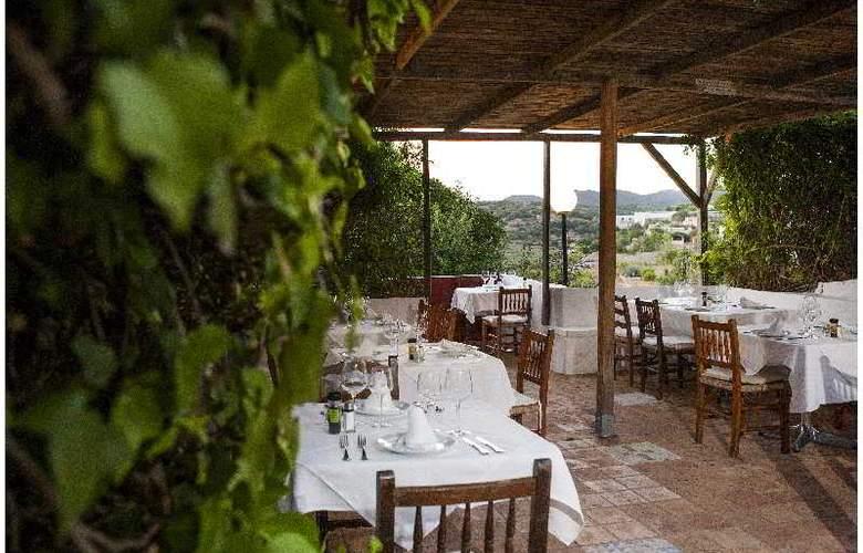 S' Engolidor Restaurant I Fonda - Terrace - 10