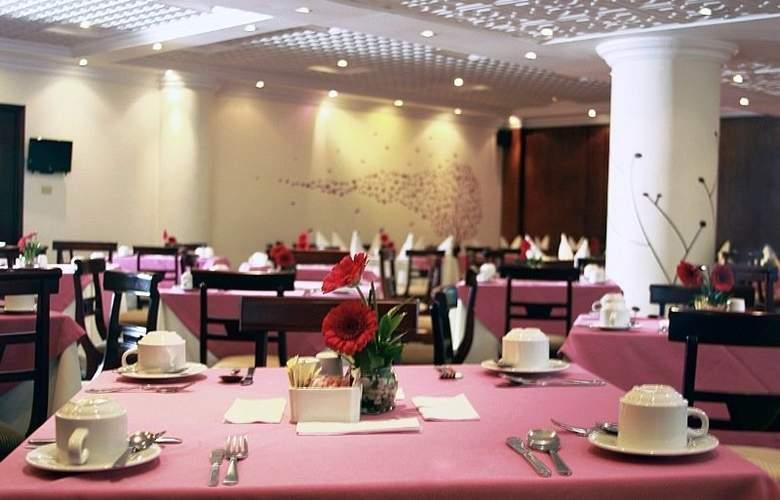 Dann Avenida 19 Bogotá - Restaurant - 3