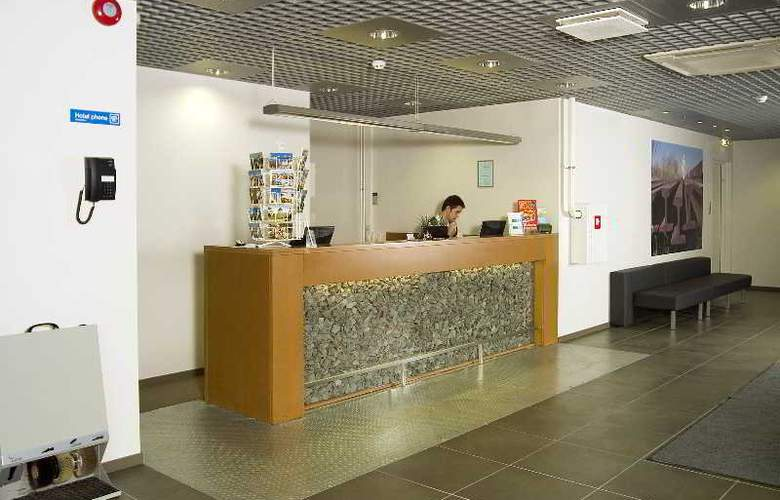Go Hotel Shnelli - General - 1