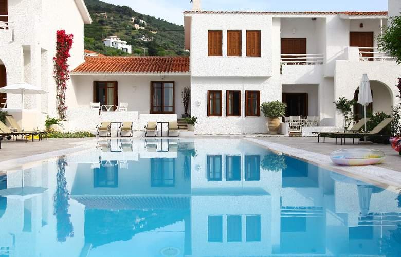 Skopelos Village Hotel Apartments - Pool - 7