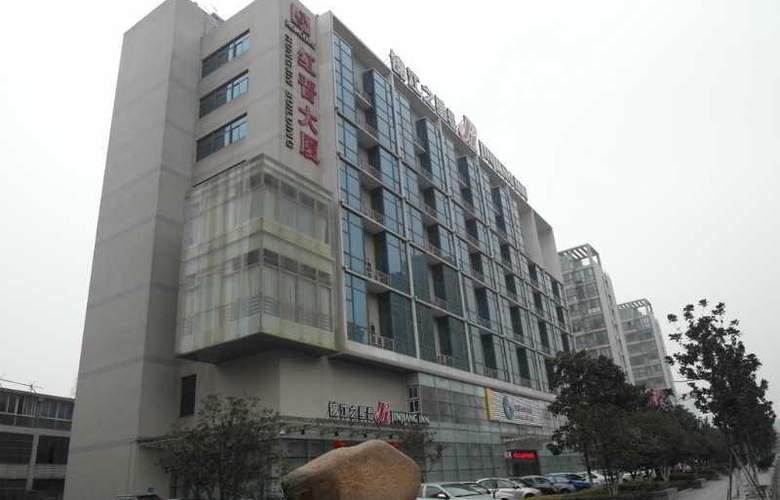 Jinjiang Inn (Olympic Centre,Changzhou) - Hotel - 0