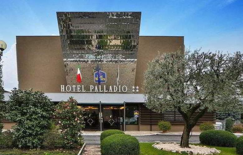 Best Western Hotel Palladio - Hotel - 2