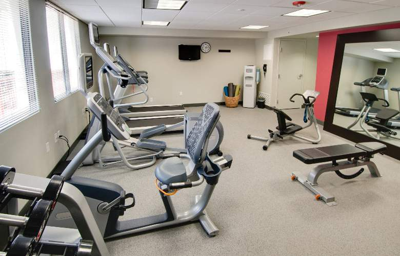 Hilton Garden Inn - Los Angeles Hollywood - Sport - 5