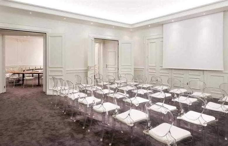 Sofitel Rome Villa Borghese - Hotel - 24