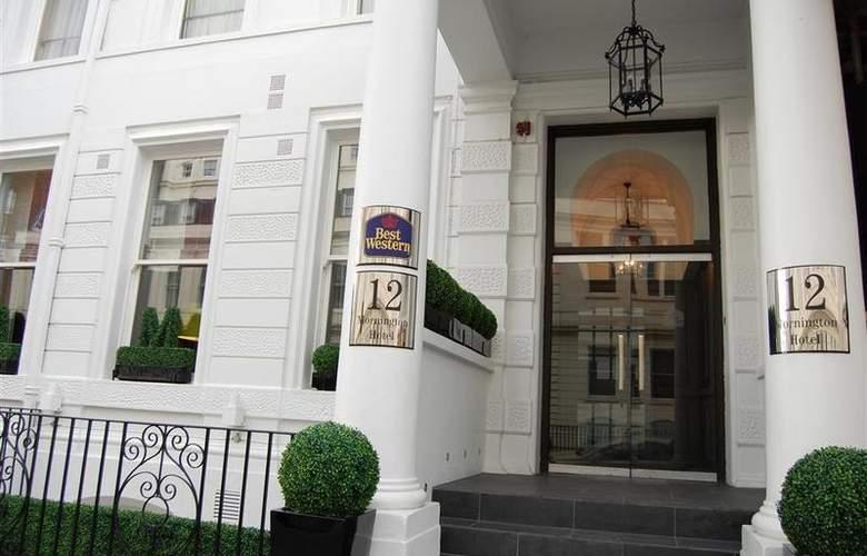 Best Western Mornington Hotel London Hyde Park - Hotel - 61