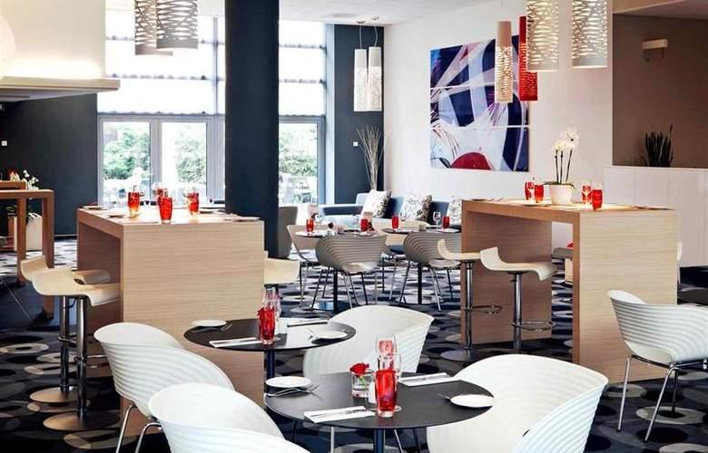 Novotel Praha Wenceslas Square - Restaurant - 46