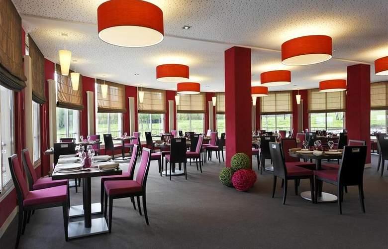 Best Western Hotel L´Oree - Restaurant - 19