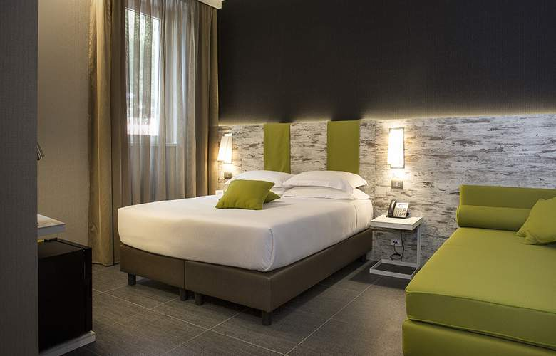 Smooth Hotel Rome Termin - Room - 12