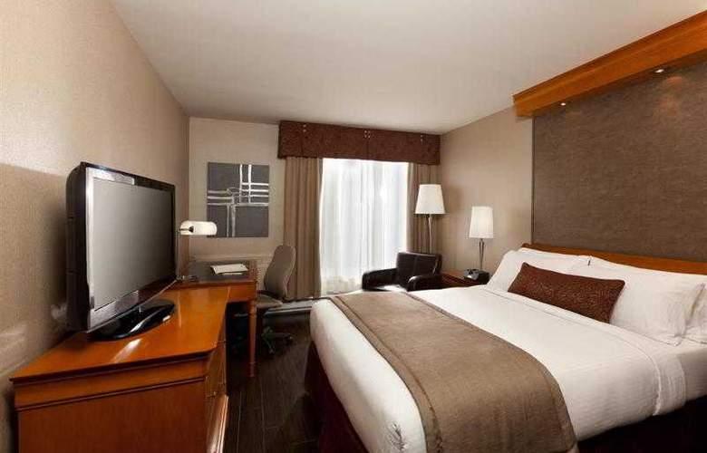 Best Western Hotel Aristocrate Quebec - Hotel - 29