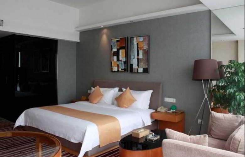 Huaqiang Plaza Hotel Shenzhen - Room - 9
