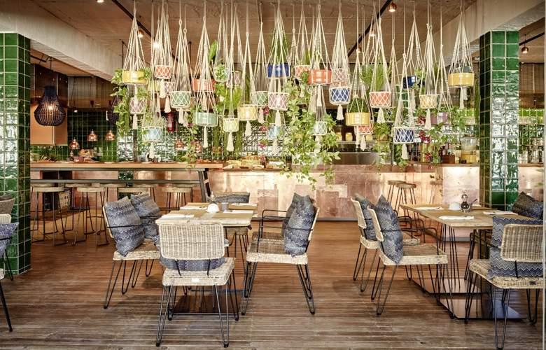 Porto Soller Bikini Island & Mountain - Restaurant - 17