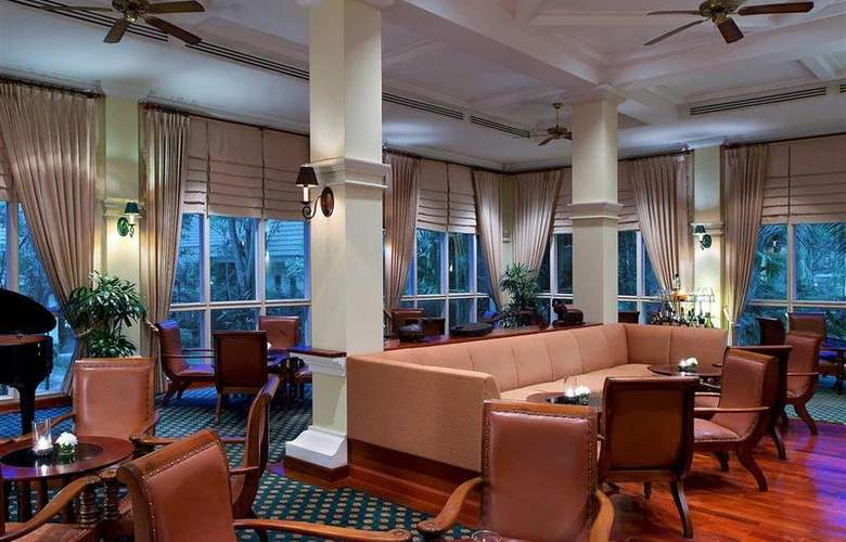 Sofitel Angkor Phokeethra Golf & Spa Resort - Bar - 26