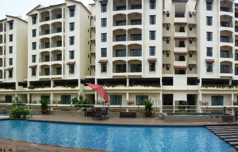 Caribbean Bay Resort-Bukit Gambang Resort City - Hotel - 3