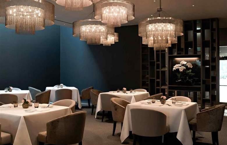 Pullman Basel Europe - Restaurant - 85