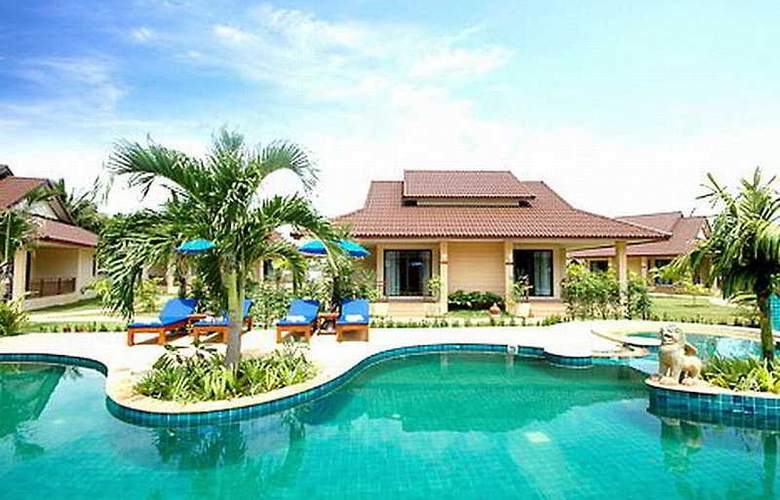 Kata Lucky Villa & Pool Access - General - 1