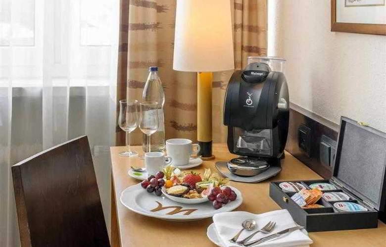 Mercure Garmisch-Partenkirchen - Hotel - 43