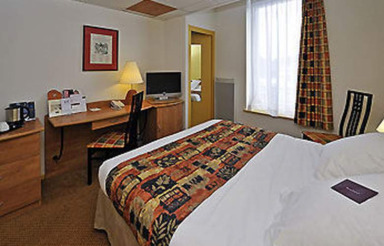 Mercure Epinal Centre - Room - 2