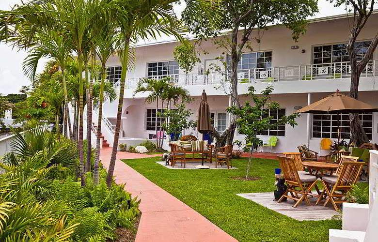Tradewinds Apartment Hotel Miami Beach - General - 0