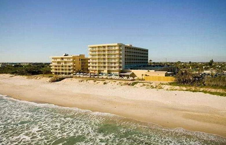 Crowne Plaza Melbourne Oceanfront - Beach - 8