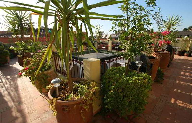 Riad Africa - Terrace - 57